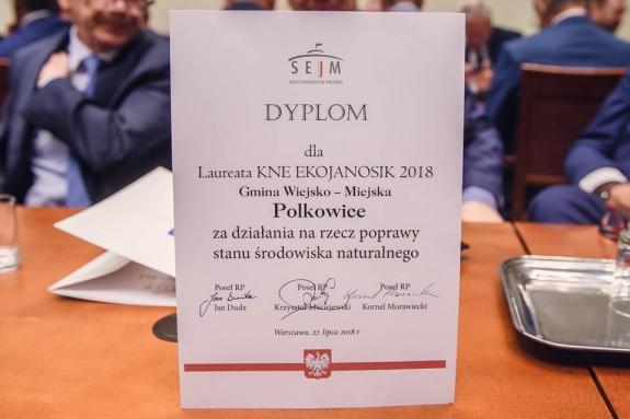 Posłowie docenili Polkowice - miedziowe pl